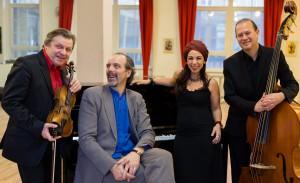 Tucat Moreno Tango Quartet