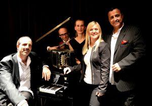 Hamburg Tango Quintett with Javier Tucat Moreno